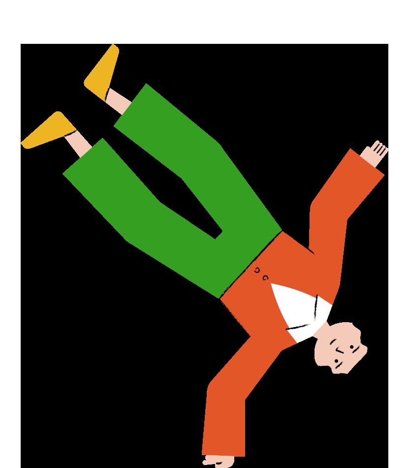 Beba cartwheel frame 2