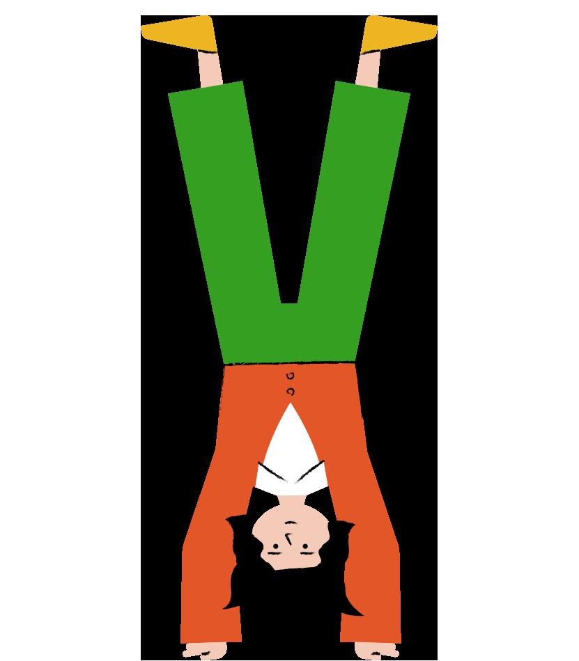 Beba cartwheel frame 3