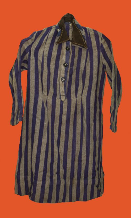 Female concentration camp uniform